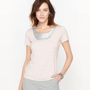 T-shirt estampada ANNE WEYBURN