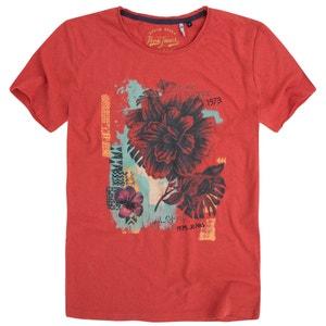 MANGROVE Slim Fit Short-Sleeved T-Shirt PEPE JEANS