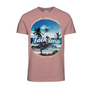 T-Shirt mit Rundhalsausschnitt JACK & JONES