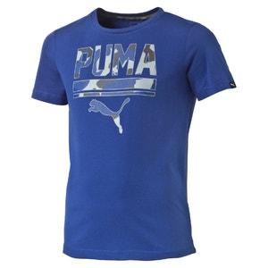 Camiseta estampada 4-16 años PUMA