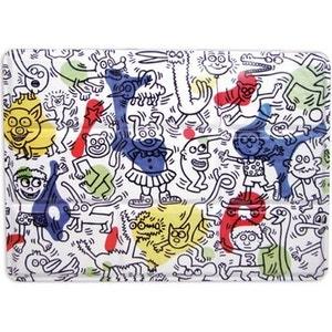 Peinture Boîte en métal : Keith Haring VILAC
