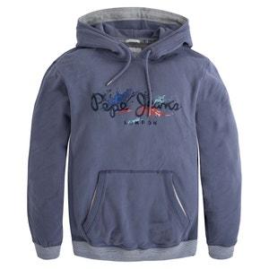 Sweater met kap PEPE JEANS