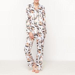 Pyjama grand-père imprimé Louise Marnay