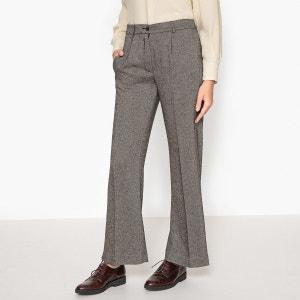 Pantalon large bicolore PARIZO DIEGA