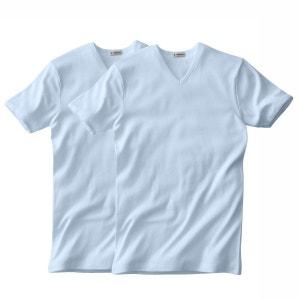 T-shirt EMINENCE V-hals, korte mouwen (set van 2) EMINENCE