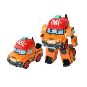 Véhicule transformable Robocar Poli : Mark OUAPS