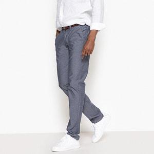 Pantalon coton, taille élastiquée TOM TAILOR