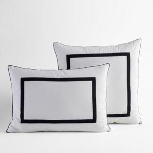 """Otel"" Cotton Percale Single Pillowcase AM.PM."