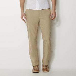 Pantaloni dritti in cotone La Redoute Collections