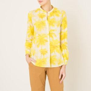 Bedrukte blouse HARTFORD