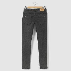 Slim jeans in biker spirit R pop