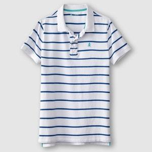 Striped Polo Shirt La Redoute Collections