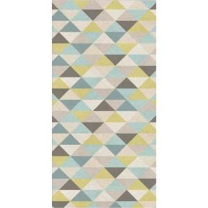 Papier peint intissé triangle ATYLIA