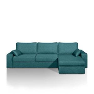 Canapé-lit d'angle Cécilia, couchage express, poly La Redoute Interieurs