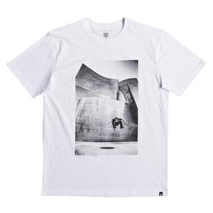 T-shirt scollo rotondo tinta unita, maniche corte DC SHOES