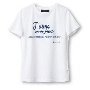 Camiseta Made in France en colaboración con PARENT EPUISE La Redoute Collections