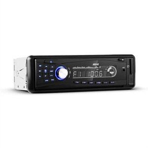 ACA10 Autoradio FM RDS USB SD MP3 AKAI