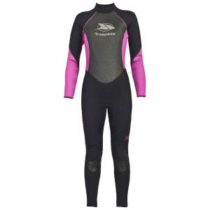 Aquaria - Combinaison longue de plongée 5mm - Femme TRESPASS