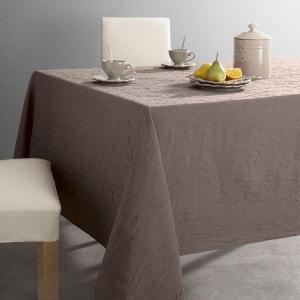 Nappe CERYAS, polyester froissé. La Redoute Interieurs