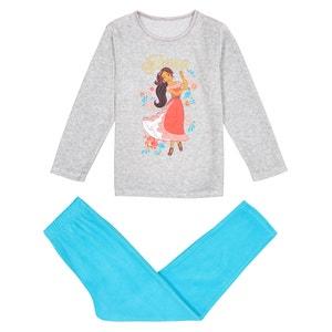 2-teiliger Pyjama aus Samt, 4-10 Jahre ABENDERADO