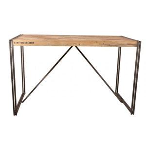 Table haute en solde la redoute for Table exterieur 16 personnes