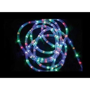 Guirlande lumineuse extérieur Tube LED 8 fonctions 10 m Multicolore FEERIE LIGHTS