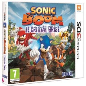 Sonic Boom : Le Cristal Brisé 3DS SEGA