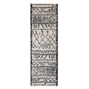 Afaw Berber-style Runner Rug