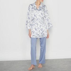 Pyjama-Set, Satin LOUISE MARNAY
