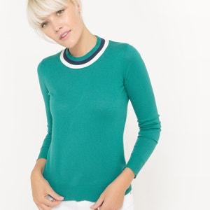 Sweter z okrągłym dekoltem R essentiel