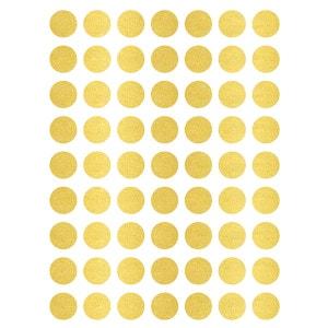 Stickers pois dorées LILIPINSO