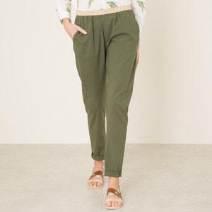 Pantalon en coton HARTFORD