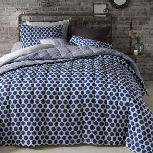 couvre lit matelasse blanc la redoute. Black Bedroom Furniture Sets. Home Design Ideas