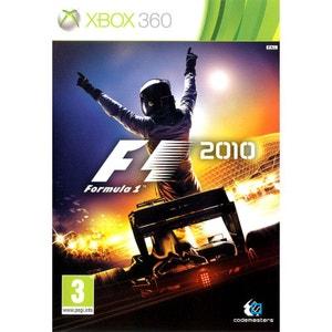 F1 2010 XBOX 360 CODEMASTERS