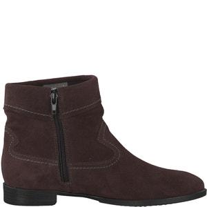 Boots pelle scamosciata Lia TAMARIS