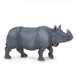 Figurine rhinocéros indien PAPO