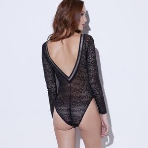 Non-Wired Bodysuit Sophie Malagola x La Redoute