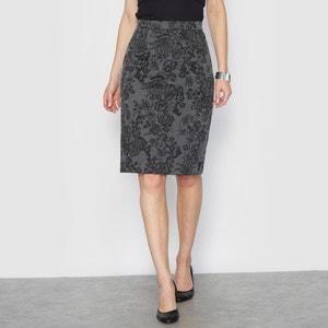 Printed Milano Knit Skirt ANNE WEYBURN