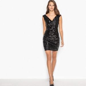 Short Sleeveless Dress MOLLY BRACKEN