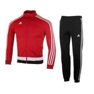 Survêtement Adidas Tiro Rouge/noir Junior adidas