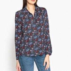 Camisa con estampado FLOWERS MARIE SIXTINE