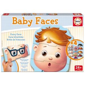 Jeu éducatif : Baby Faces EDUCA