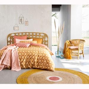 Cabecero de cama de ratán trenzado Palma