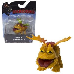 Mini figurines Dragons : Bébé Gronck SPIN MASTER