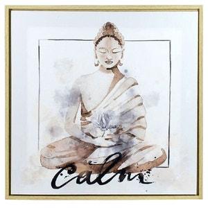 Grand cadre décoratif Bouddha 50 cm UNITED LABELS