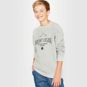 Sweater met bergenprint R édition