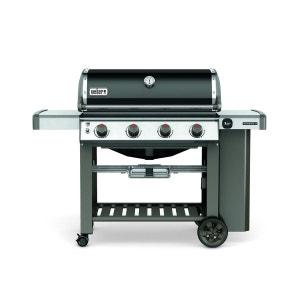Barbecue americain GENESIS II E-410 GBS BLACK - 62010153 WEBER