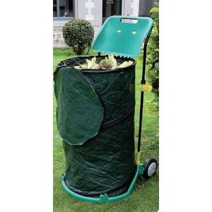 Chariot De Transport Pliable Pour Déchets De Jardin NATUR