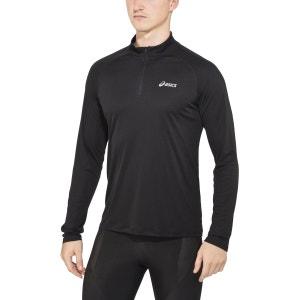 LS 1/2 Zip - T-shirt course à pied Homme - noir ASICS
