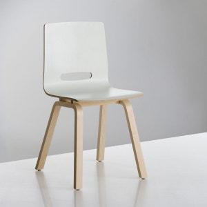 JIMI Scandinavian-Style Birch Chair La Redoute Interieurs